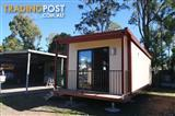 Granny Flats/ Relocatable Homes/ Cabins/ Studios/ Offices