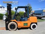 Forklift-TOYOTA 02-7FG40 LPG