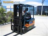 Forklift..... TOYOTA 7FBE18 with CONTAINER mast