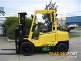 Forklift HYSTER  3T LPG with Container Mast