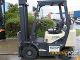 Forklift 1.8t LPG AUTO with LOW hours