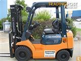 ** FORKLIFT **  Toyota 1.8t LPG   with LOW HOURS