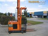 Forklift *TOYOTA Stock Picker with 24v Auto Charger*