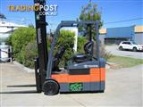 Forklift TOYOTA 1.8t Battery/Electric with Low hours