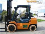 Forklift TOYOTA 3t LPG with 5.00mtr lift