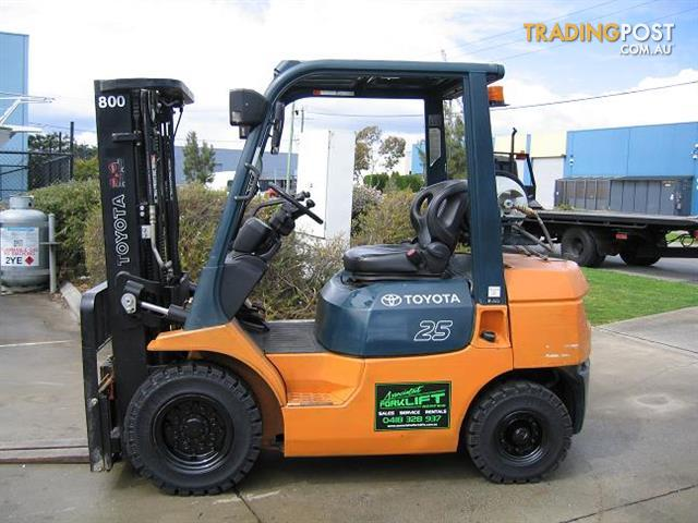 Forklift Mast Interlocking : Forklift toyota t lpg with container mast for sale