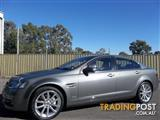 2011  HOLDEN CALAIS V VE II 4D SEDAN