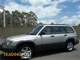 1998  SUBARU FORESTER RX LIMITED  4D WAGON