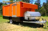Fully equiped Catering Trailer - Great business opportunity!!!