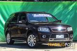 2010  Ford Territory   Wagon
