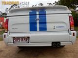 2007 FORD FPV COBRA BF MKII UTILITY