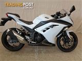 2014 Kawasaki Ninja 300   Sports