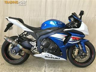 Find suzuki gsx-r1000 motorbikes for sale in Australia