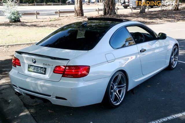 2013 bmw 320d high line e92 coupe for sale in ringwood vic 2013 bmw 320d high line e92 coupe. Black Bedroom Furniture Sets. Home Design Ideas