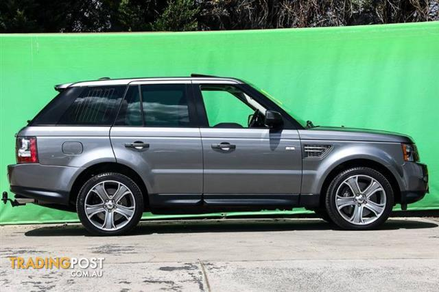 2010 land rover range rover sport 5 0 v8 supercharged my10 4d wagon for sale in ringwood vic. Black Bedroom Furniture Sets. Home Design Ideas