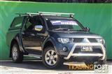 2009  Mitsubishi Triton GLX-R ML Utility