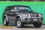 2003  Nissan Patrol Ti GU III Wagon