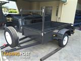 PHOENIX TRAILERS 7X4 BOX TRAILER FROM $1199