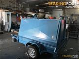 7x4 Single Axle Builders Trailer - Make Your Own Trailer - FINANCE AVAILABLE -