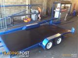 15FT Car Trailers - Customised - Color Options Available - 15FT Car Trailer - Finance Available -