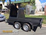 CONCRETORS TRAILER - CUSTOM MADE TODAY! FINANCE AVAILABLE