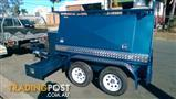 PHOENIX TRAILERS  8X5 DELUXE BUILDERS TRAILER BRAND NEW - With Draws - Color Options Available