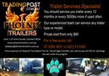Trailer services - any make or model