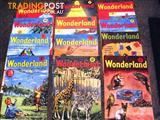VINTAGE WONDERLAND 1966 X12 ISSUES MINT CONDITION
