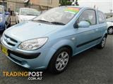 2007 Hyundai Getz 1.4 TB Upgrade Hatchback