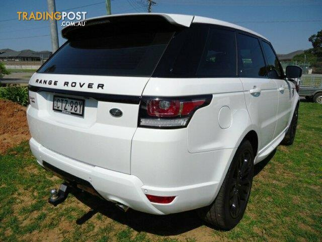 2014 land rover range rover sport 3 0 tdv6 se lw wagon for sale in penrith nsw 2014 land rover. Black Bedroom Furniture Sets. Home Design Ideas