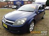 2005 Holden Astra CDXi AH Hatchback