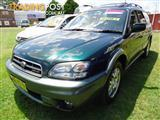 2002 SUBARU OUTBACK H6 LUXURY MY03 4D WAGON