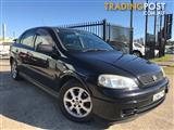2005 Holden Astra TS Classic Equipe Hatchback 5dr Auto 4sp 1.8i [MY05]  Hatchback