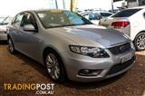 2010  Ford Falcon G6 FG Sedan