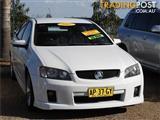 2007  Holden Commodore SV6 VE Sedan
