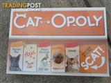 Cat Opoly The Cat Themed Version of Monopoly Board Game