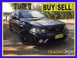 2006  FORD FALCON XR6T BF 4D SEDAN