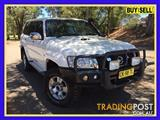 2012  NISSAN PATROL ST (4X4) MY11 UPGRADE COIL C/CHAS