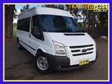 2013  FORD TRANSIT 12 SEAT VM MY12 UPDATE BUS
