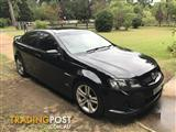 2007 HOLDEN COMMODORE SS-V VE 4D SEDAN