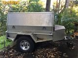 Builders Trailer Aluminium