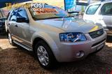 2006  Ford Territory   Wagon
