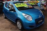 2010  SUZUKI ALTO GL GF 5 DOOR HATCH