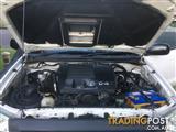 2009 TOYOTA HILUX SR (4x4) KUN26R 08 UPGRADE X CAB C/CHAS