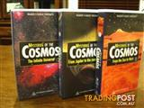 MINT. 3 x MYSTERIES OF THE COSMOS VHS Set - (NEW)