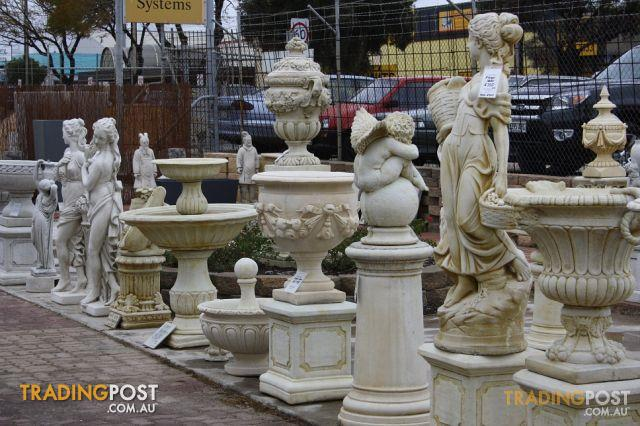 Statuary Fountains Pedestals Amp Urns For Sale In North
