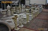 Statuary, Fountains, Pedestals & Urns