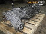 FORD COURIER DIESEL AUTO 4WD TRANSMISSION