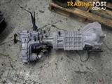 FORD COURIER MAZDA BRAVO 4WD G6 GEARBOX