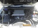 HOLDEN RODEO DMAX 4WD 4JJ1 TURBO DIESEL ENGINE